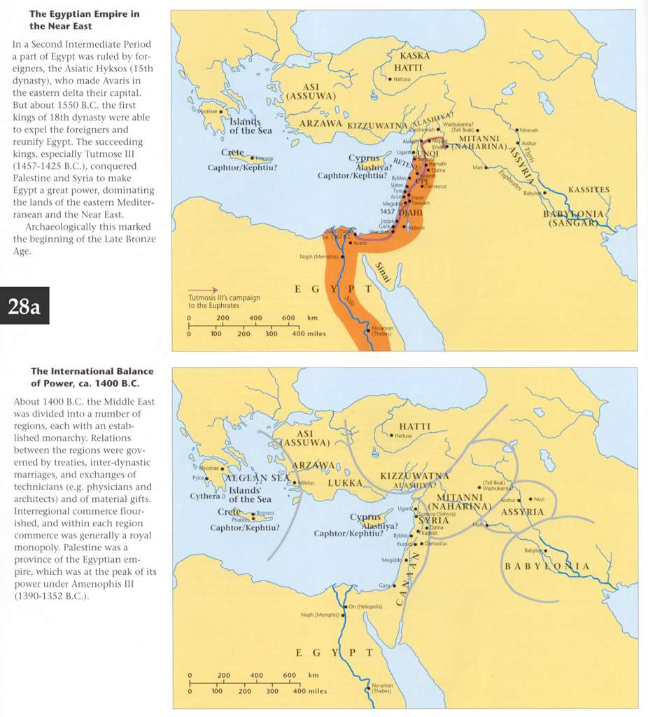 Bible Maps Precept Austin - Map of egypt 2000 bc