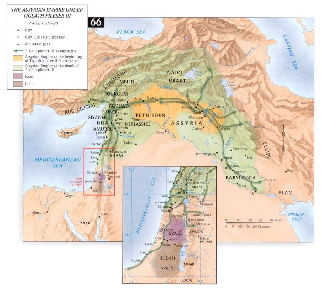 Bible maps precept austin the kingdoms of israel and judah gumiabroncs Images